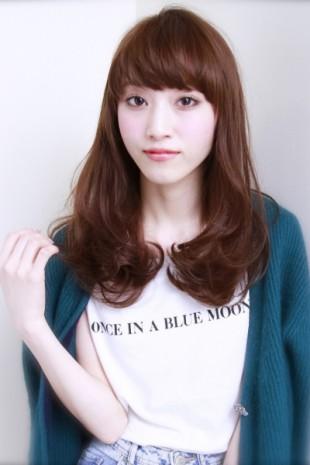 大人かわいいニュアンスロング(T☆23)