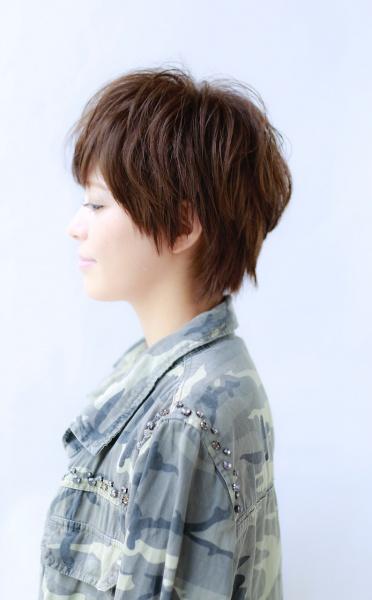 小顔ベリーショート (TT-69)