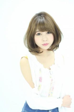 髪の毛を柔らかく見せてくれるカットカラー(WM-1)