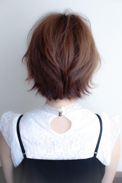 吉瀬美智子風 上品ショートヘア(TT-102)
