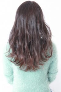 ふわふわロングで巻き髪スタイル(TT-114)